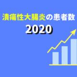 潰瘍性大腸炎の患者数2020